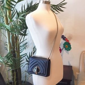 🛍Gorgeous Quilted Kate Spade Crossbody